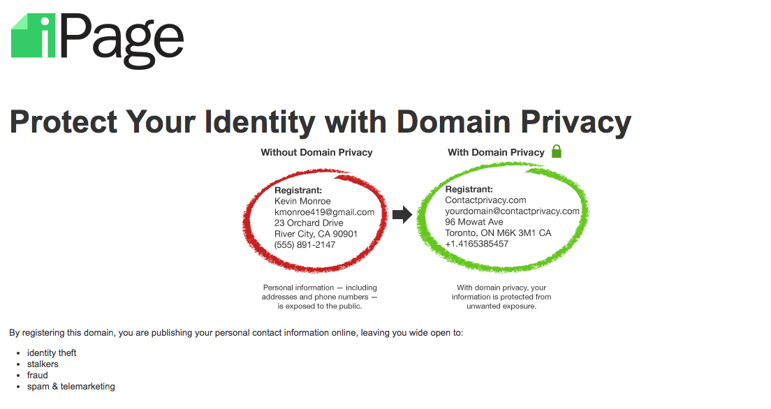 How to Crush the Spam After Registering a New Domain Name – iPage Blog